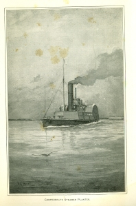 Confederate Steamer Planter (Official Records of the Union and Confederate Navies, Series 1, Volume 12 - BDC)