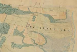 Mitchelville Map