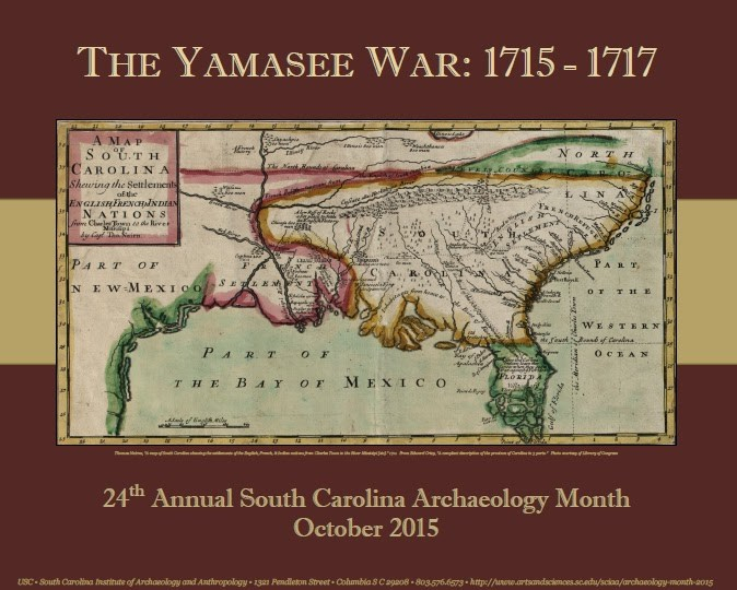 Yemasee War Poster